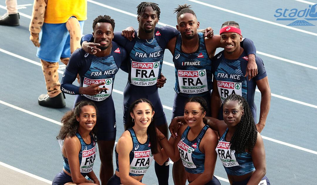 Jeux olympiques de Tokyo : La sélection française en chiffres