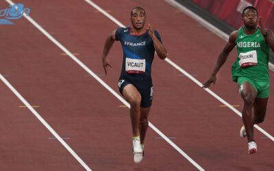 Jeux olympiques de Tokyo : Jimmy Vicaut au rendez-vous