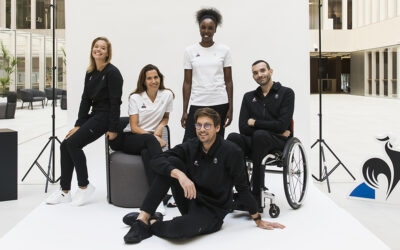 Le Coq Sportif et Paris 2024 dévoilent leur première collection