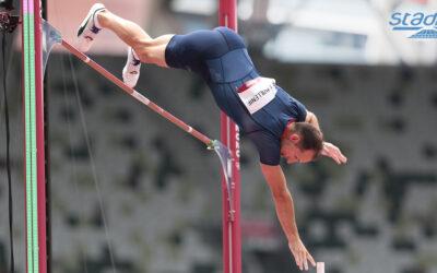 Jeux olympiques de Tokyo : Premier contrat rempli pour Renaud Lavillenie