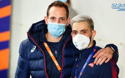 Renaud et Valentin Lavillenie prêts pour la bataille à Tokyo