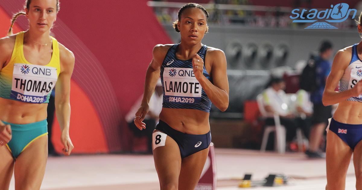 Avec un nouveau record du 800 m en poche et une sérénité retrouvée, Rénelle Lamote aborde les Jeux olympiques de Tokyo avec ambition.