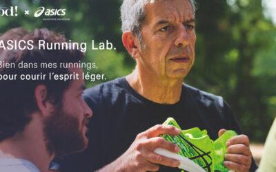 ASICS lance une campagne de sensibilisation et d'éducation pour les coureurs