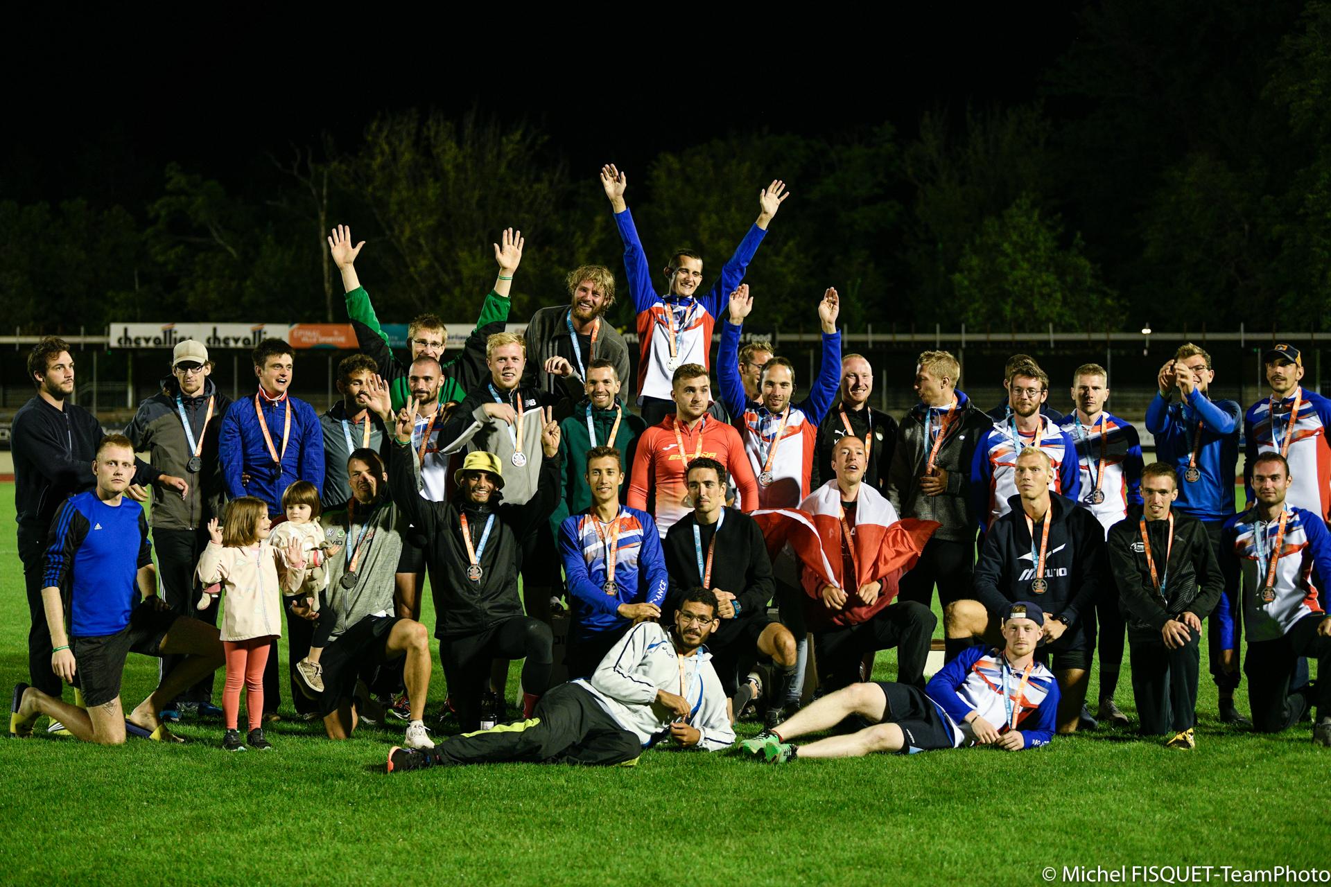 Les 21 et 22 août derniers, à Épinal, en Lorraine, se déroulaient les Championnats du monde d'ultra épreuves combinées sous forme d'icosathlon qui réunit 20 épreuves d'athlétisme différentes en seulement deux jours.