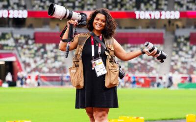 Ma vie de photographe aux Jeux olympiques de Tokyo
