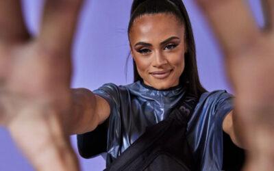 Sydney McLaughlin lance sa collection personnelle avec New Balance