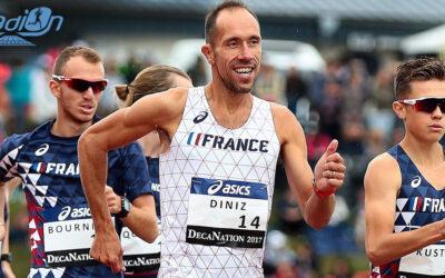 Yohann Diniz, les adieux aux Jeux