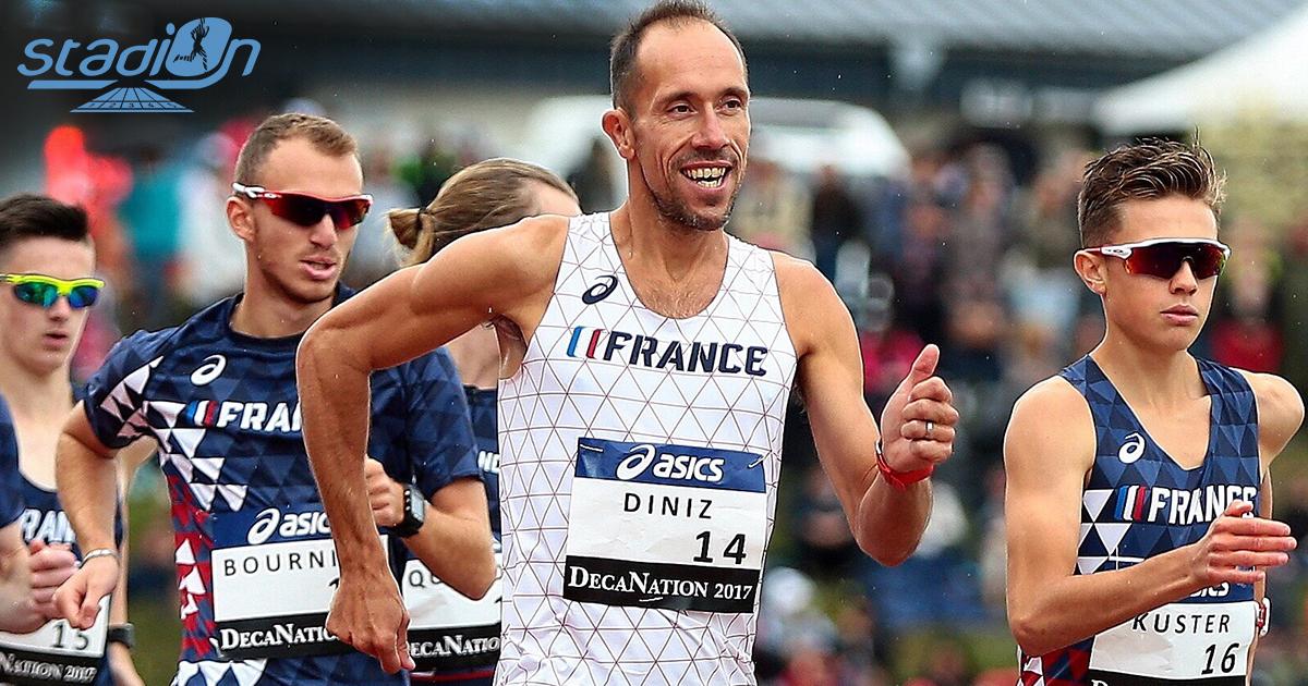 On ne reverra plus Yohann Diniz au départ d'un 50 kilomètres marche aux Jeux olympiques.