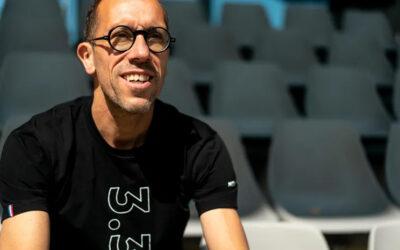 Un tee-shirt en l'honneur du record du monde de Yohann Diniz