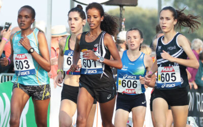 Suivez en direct sur Stadion le Toulouse Capitole Perche et les France de semi-marathon