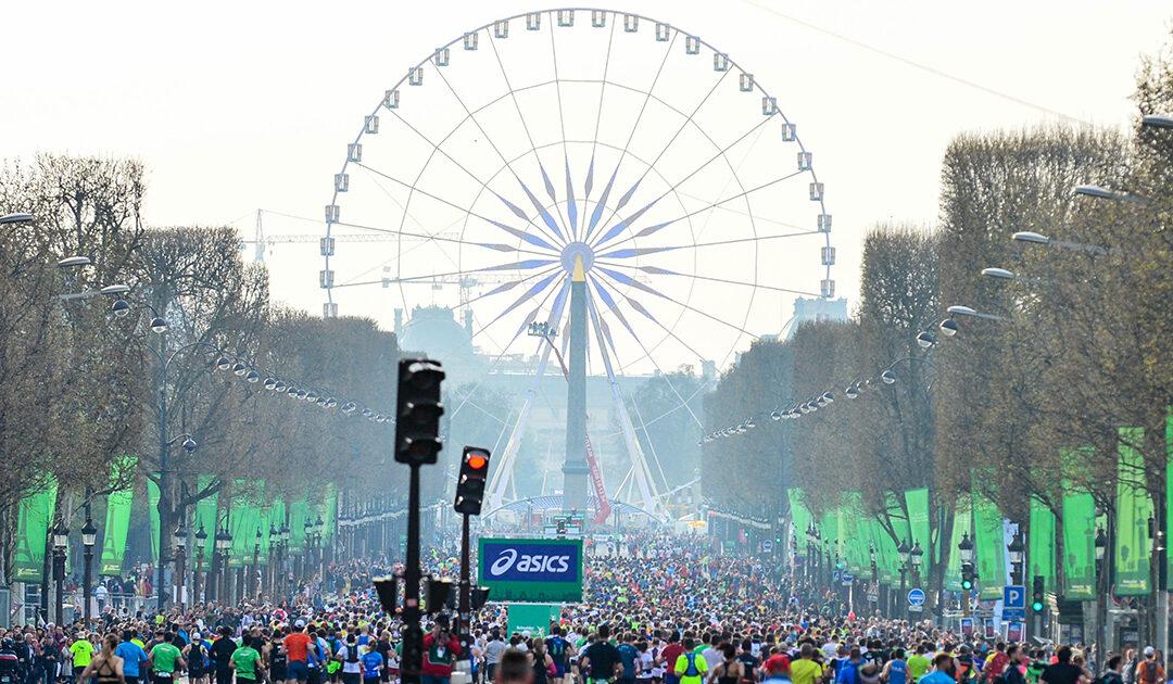 Asics prolonge son partenariat avec le Marathon de Paris jusqu'en 2025