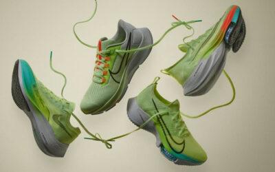 Air Zoom Alphafly Next% : Nike révèle un nouveau coloris «Volt»