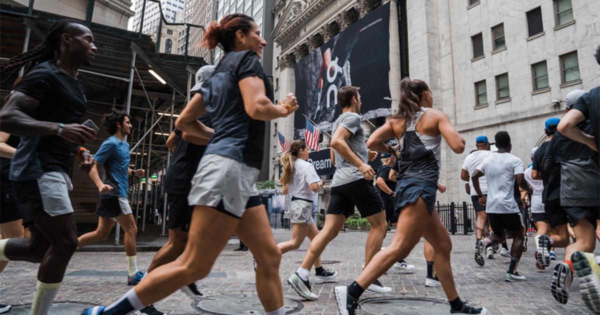 La marque On Running, rendue célèbre par sa technologie de chaussures de course « CloudTec », a lancé son introduction en Bourse de New York ce mercredi 15 septembre.