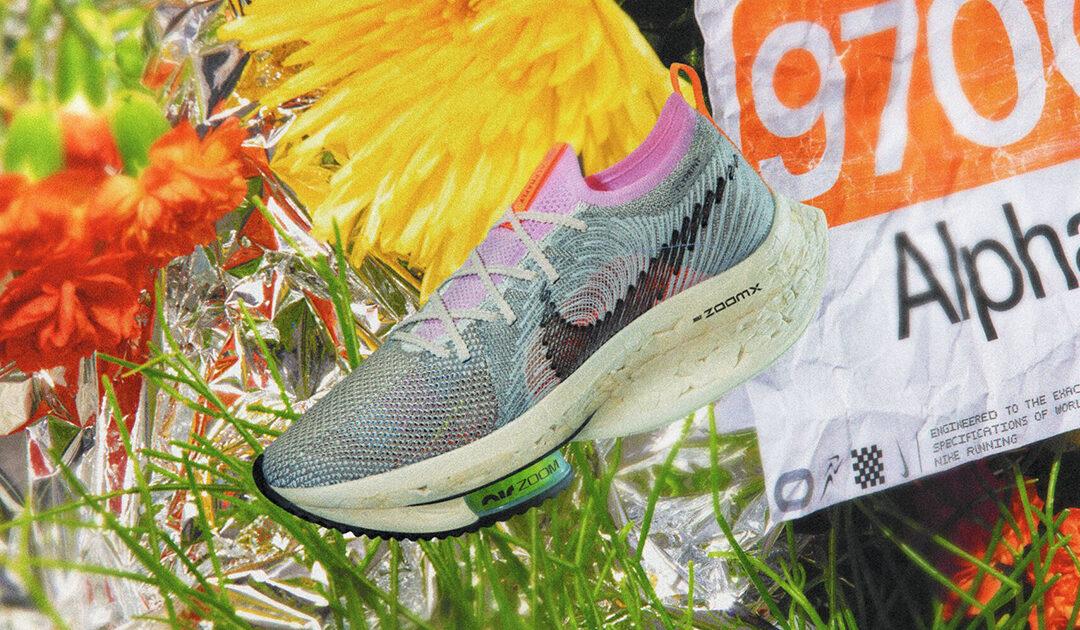 Nike Running présente la Air Zoom Alphafly Next Nature