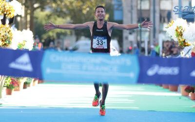 Championnats de France de marathon : La victoire pour Duncan Perrillat, le titre pour Alexandre Bourgeois