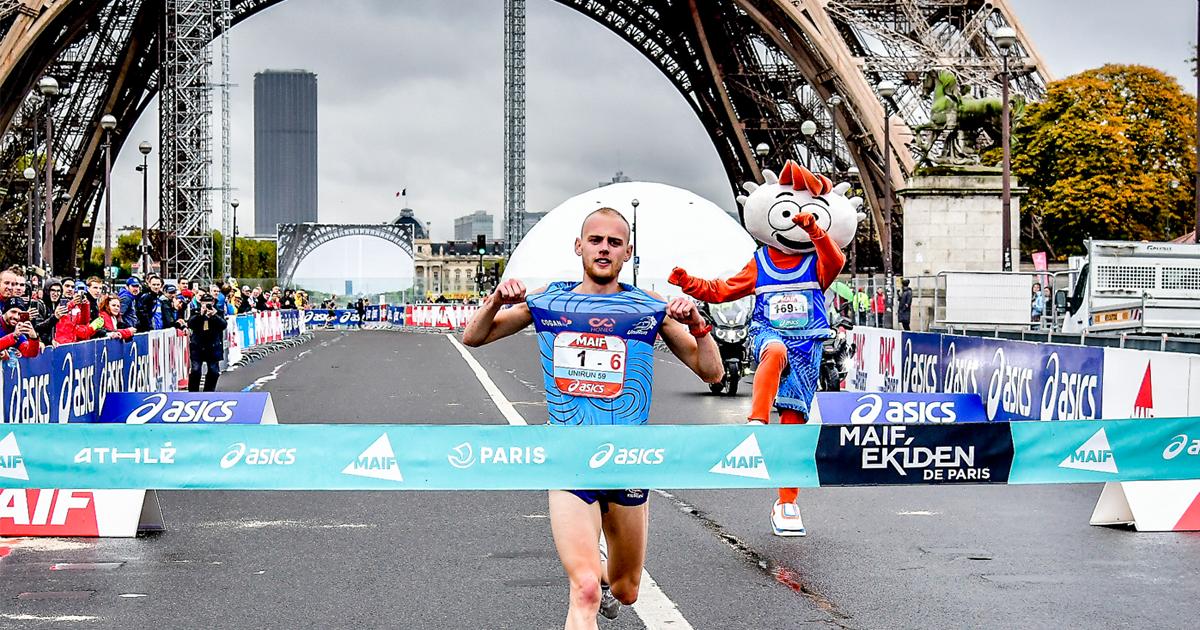 Le MAIF Ekiden de Paris, marathon par équipes organisé par la Fédération Française d'Athlétisme, fera son grand retour dans les rues de la capitale le dimanche 7 novembre prochain.