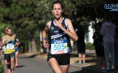 Record de France espoirs du marathon pour Mélody Julien à Amsterdam