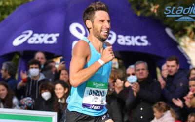 Marathon de Paris : Yohan Durand passe sous la barre des 2h10